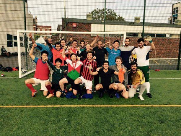 students football