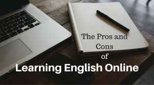 Leaning English Online