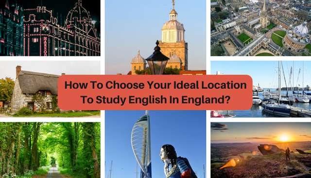 how to choose your ideal location to study english in england lsi