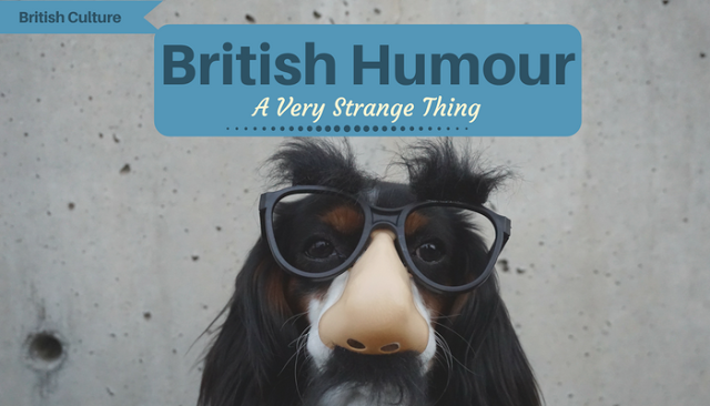 british humour used to understand culture