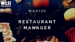 Wanted Restaurant Manager