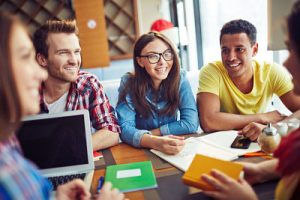 """<img src="""" Group of students.jpg """" alt=""""meeting with other English students can help you when studying"""">"""