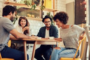 "<img src=""Group of students during a coffee break.jpg"" alt=""group of English students chatting during a coffee break"">"