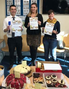 The cake competition winners
