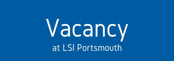 Job vacancy at LSI Portsmouth