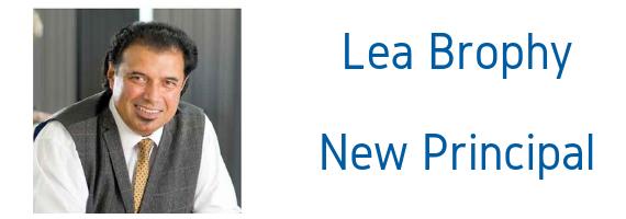 lea Brophy Principal of LSI