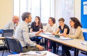 30+ teacher coaching 30+ students