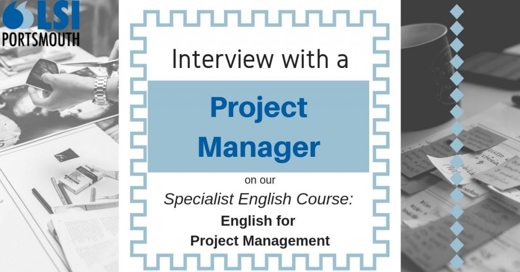 Interview with a project-manager