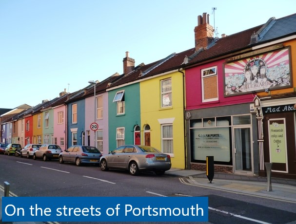 streets of portsmouth