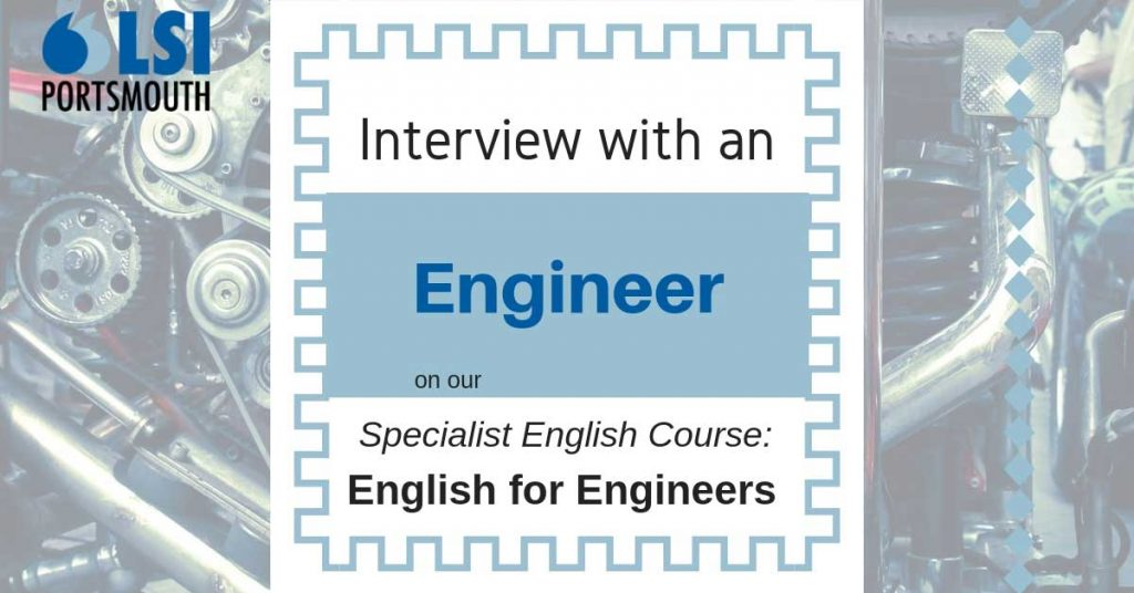 English for Specialist Engineers Course