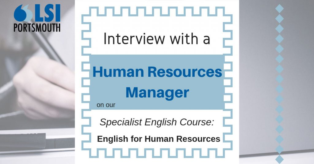 Human Resources Manager Interview