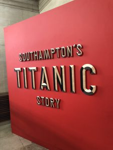 LSI Portsmouth students head to the Titanic story