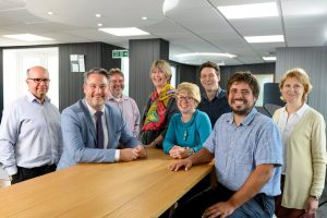 8 teachers in the Executive teaching team