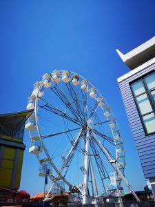 Portsmouth Ferris wheel