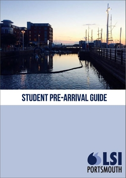 Front Cover of Student Pre-Arrival Guide