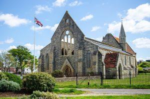 Domus Dei in Old Portsmouth