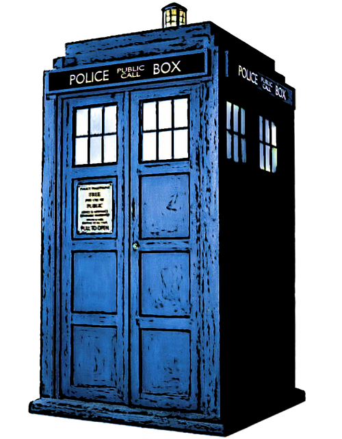 The English TV show Doctor Who