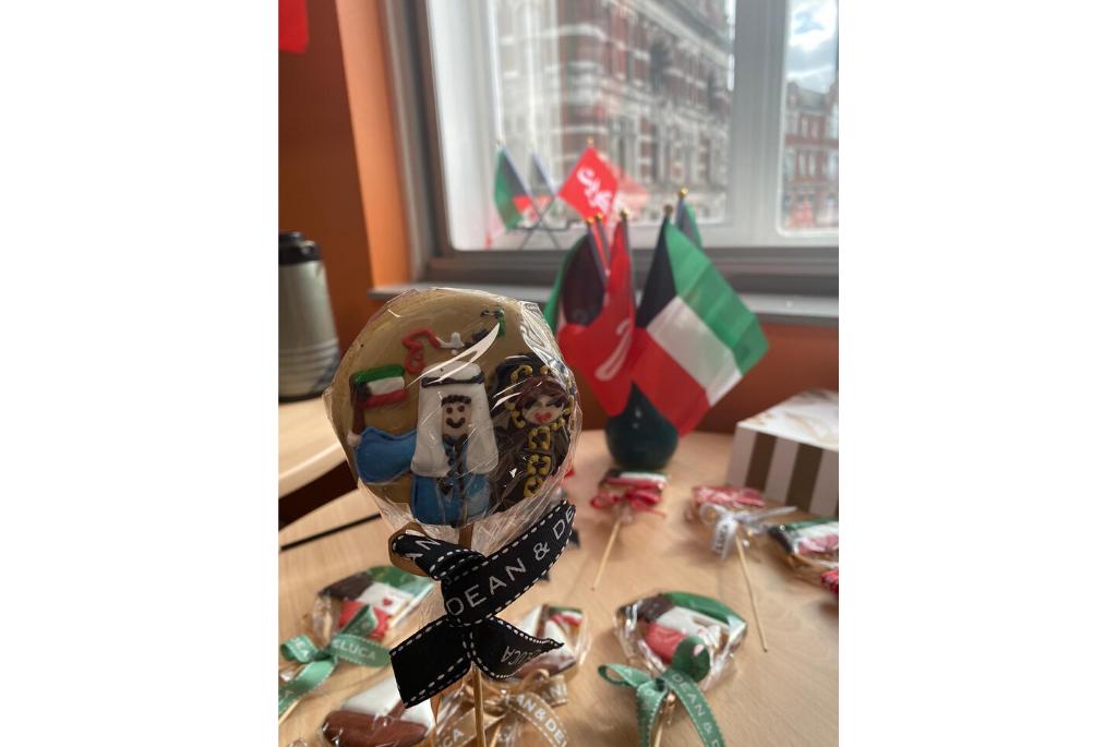 Kuwaiti sweets