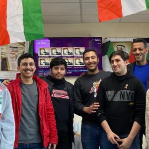 Teacher from British nation working in Kuwait